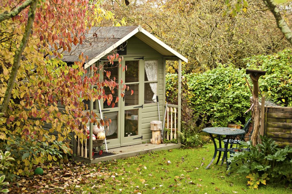 garden shed 2