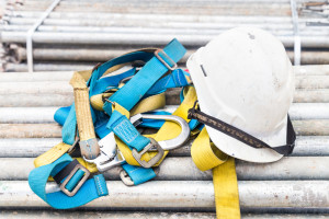 hat and harness