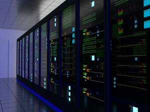 Server room - colocation